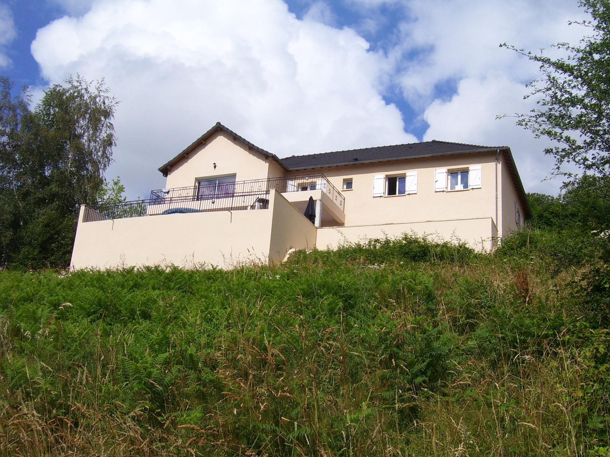 maison villa vente france m tres carr s 345 dans le domaine de malemort sur correze ref v160001599